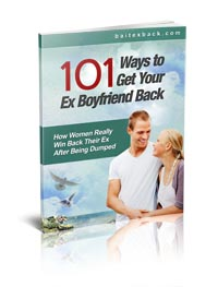 101 Ways to Get Your Ex Boyfriend Back